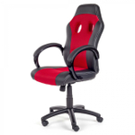 MY SIT Racing Chair Bürostuhl aus Kunstleder Red V12 001
