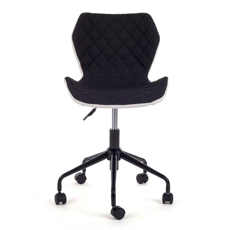 MY SIT Office Chair adjustable Stool INO Black/White – Bild 2