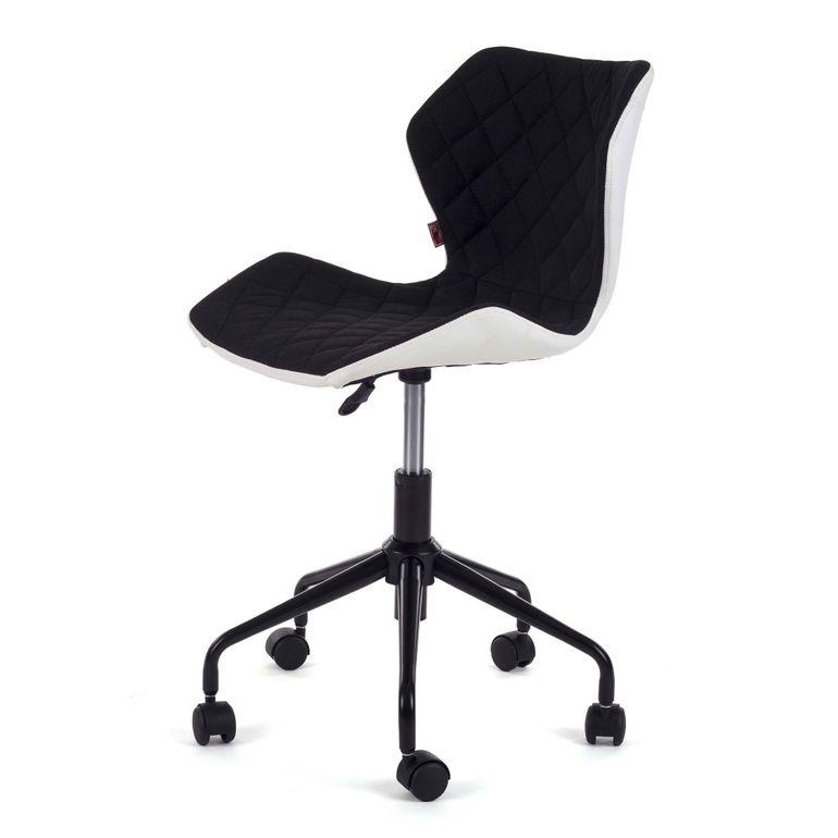MY SIT Office Chair adjustable Stool INO Black/White – Bild 3
