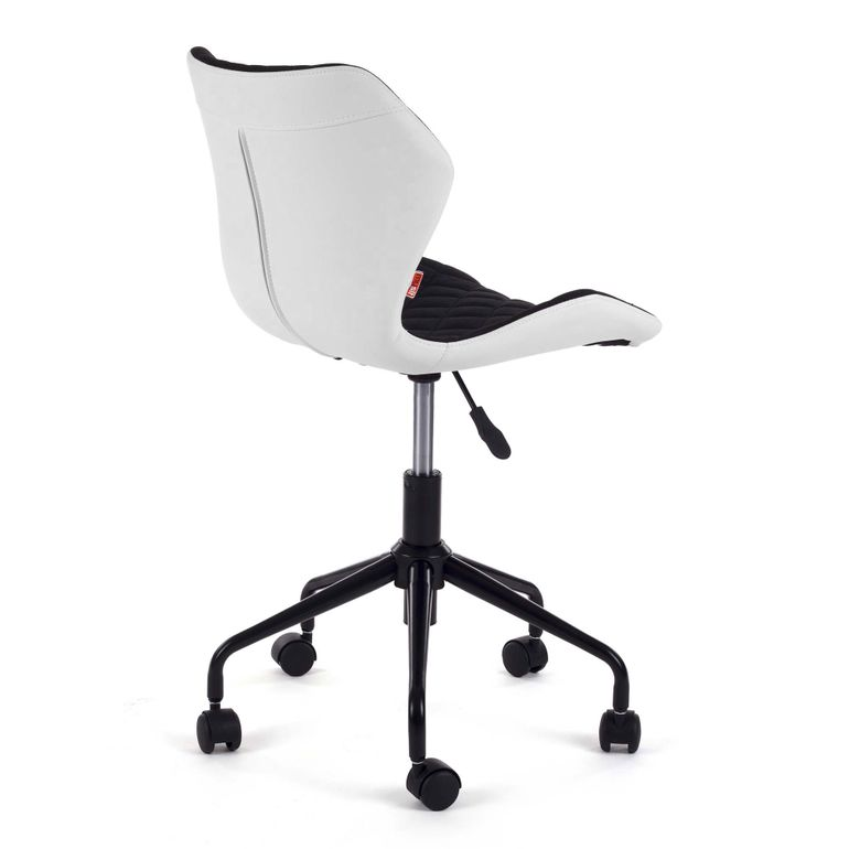 MY SIT Office Chair adjustable Stool INO Black/White – Bild 5