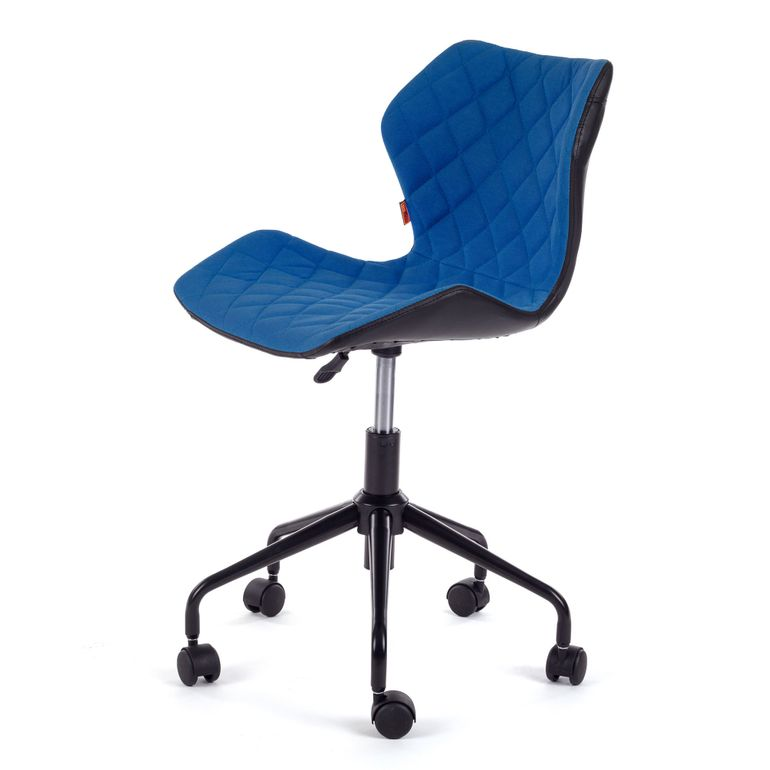 MY SIT Office Chair adjustable Stool INO Blue/Black – Bild 3