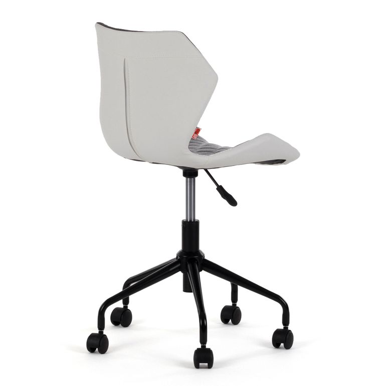 MY SIT Office Chair adjustable Stool INO Grey/White – Bild 5