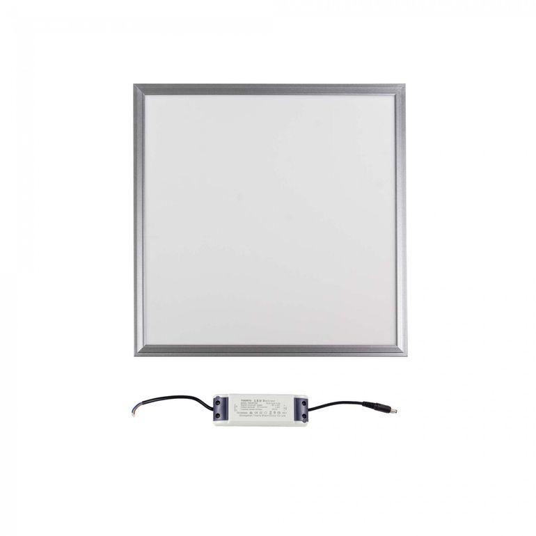 MAXCRAFT LED Panel Leuchte Slim 36W 595 x 595 x 15 mm - Warmweiß – Bild 2