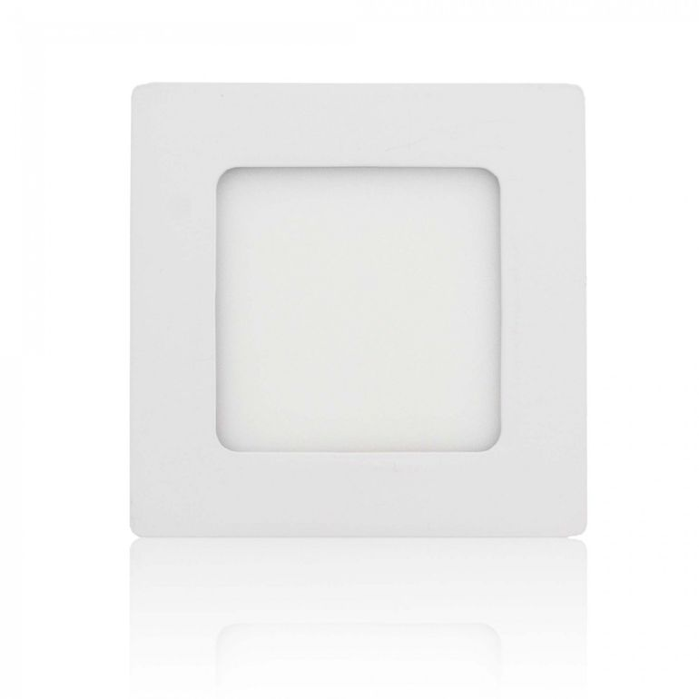 MAXCRAFT LED Panel Light Spotlight 6W 120 x 120 mm - Warm white – Bild 1