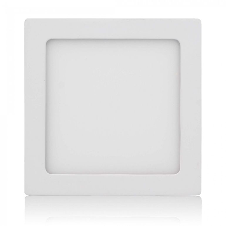 MAXCRAFT LED Panel Light Spotlight 12W 170 x 170 mm - Warm white – Bild 1