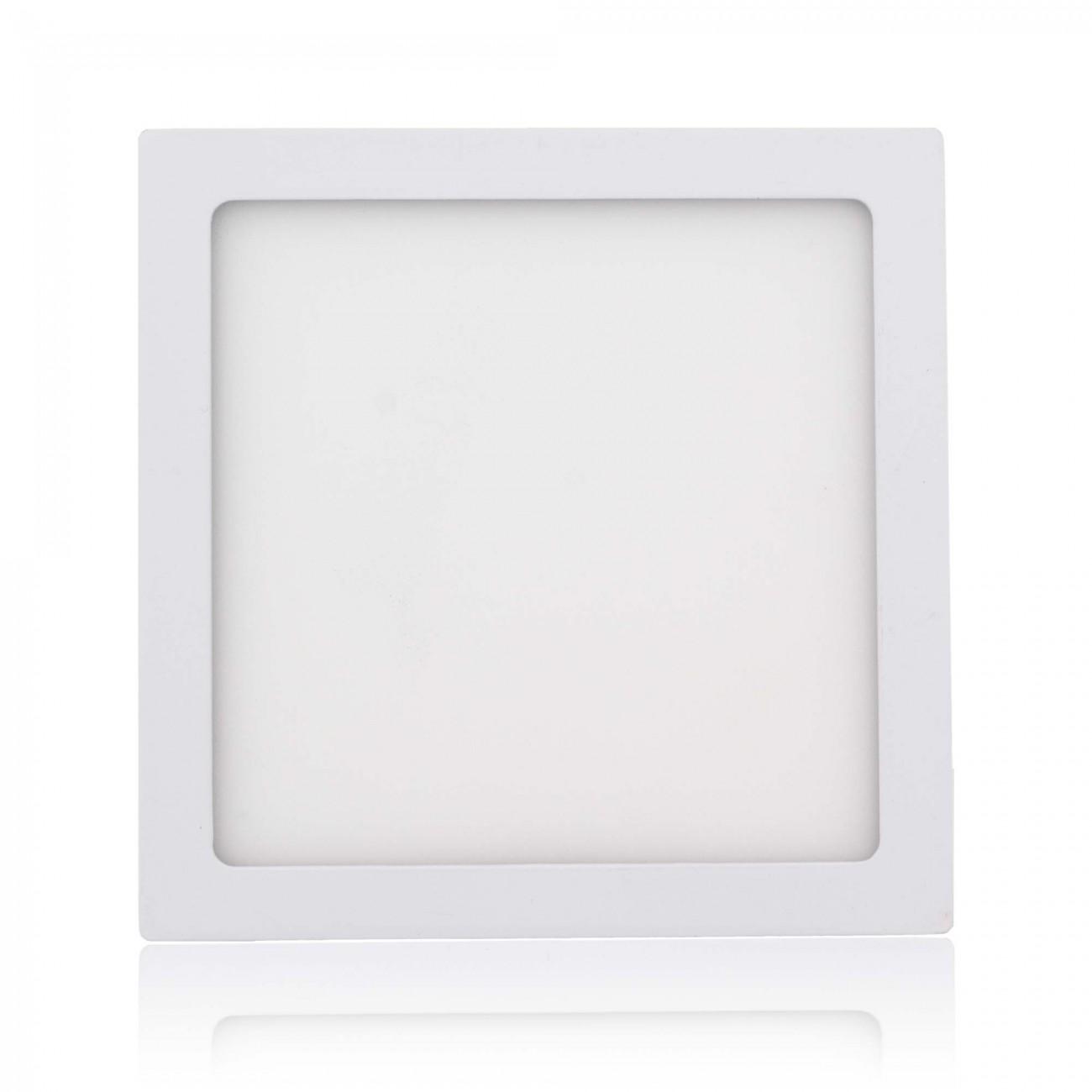 Maxcraft Led Panel Strahler Lampe 18w 225 X 225 Mm Warmweiss Ma