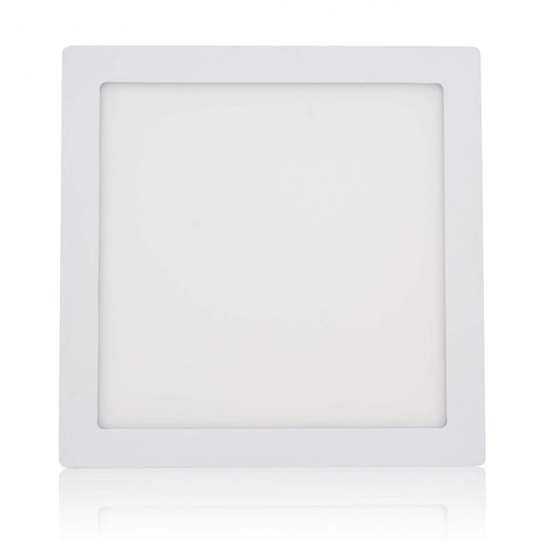 MAXCRAFT LED Panel Light Spotlight 24W 300 x 300 mm - Cool white – Bild 1