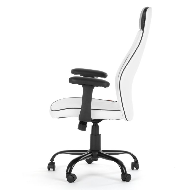MY SIT Office Chair Samoa Faux Leather in White – Bild 4