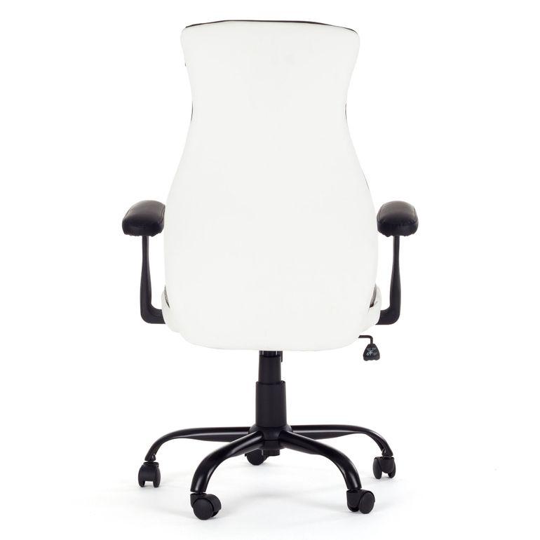 MY SIT Bürostuhl Chefsessel Samoa aus Kunstleder in Weiß – Bild 6