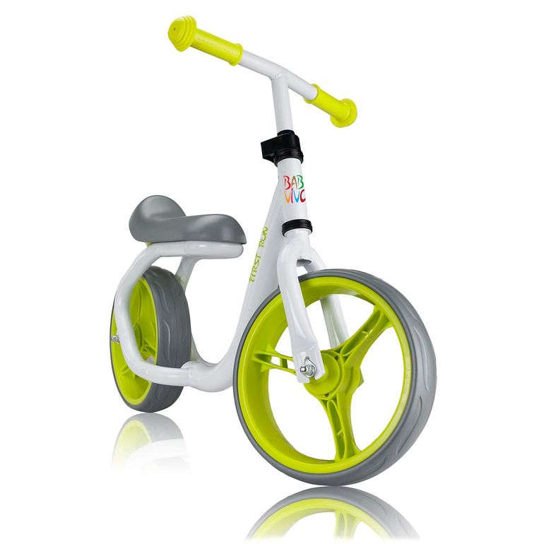 Baby Vivo Children Balance Bike in Green - 12 inch