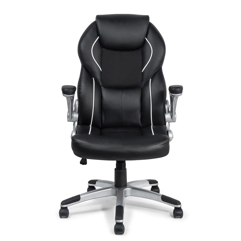 MY SIT Office Chair Montreal Faux Leather in Black – Bild 2