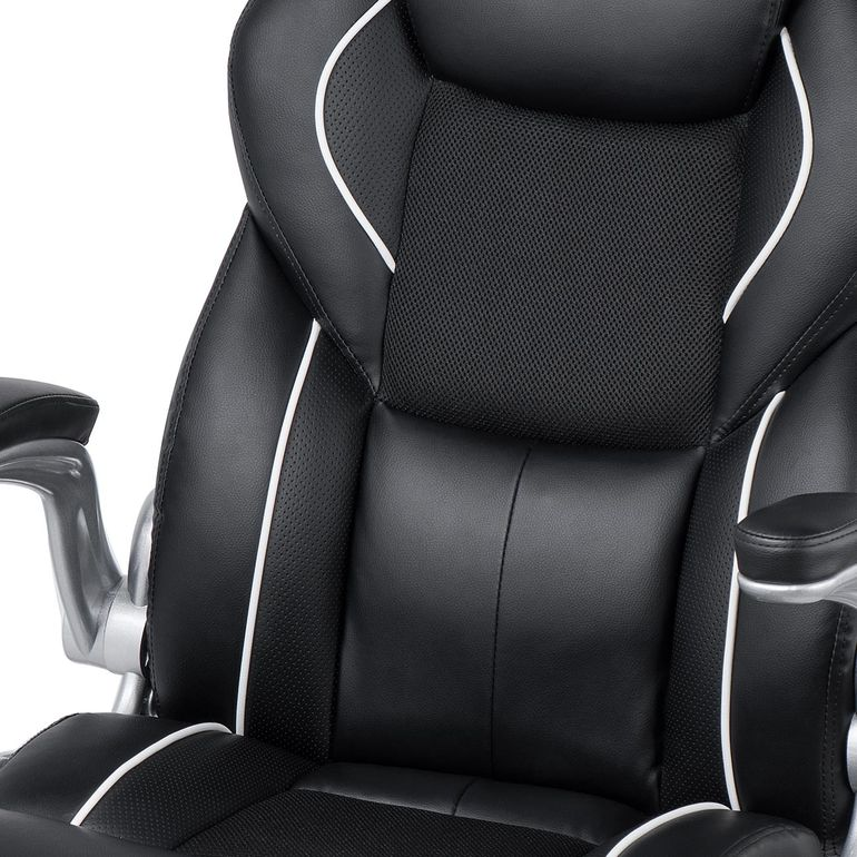 MY SIT Office Chair Montreal Faux Leather in Black – Bild 9