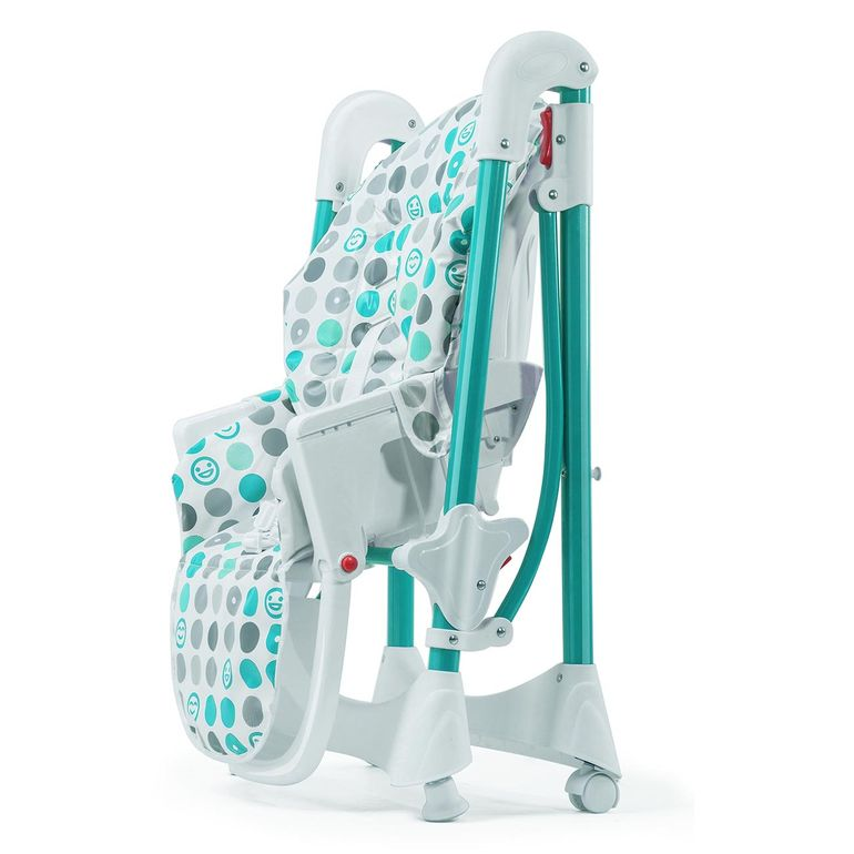 Baby Vivo Baby High Chair Infant Feeding Seat - Tippy in Turquoise – Bild 6