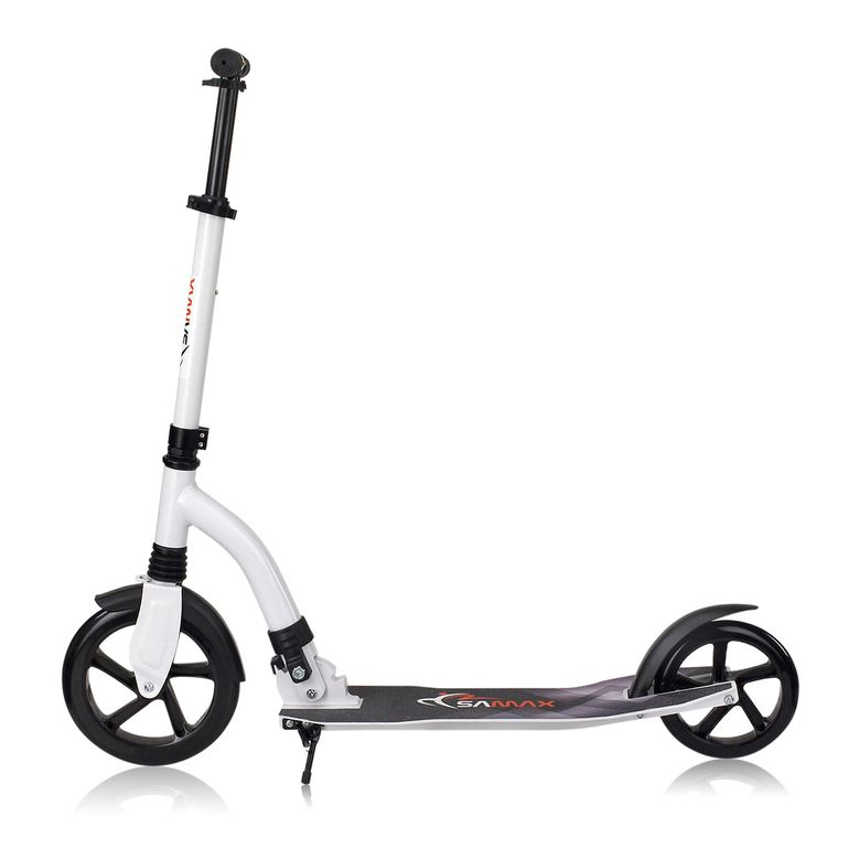 SAMAX Scooter City Scooter - GO in White