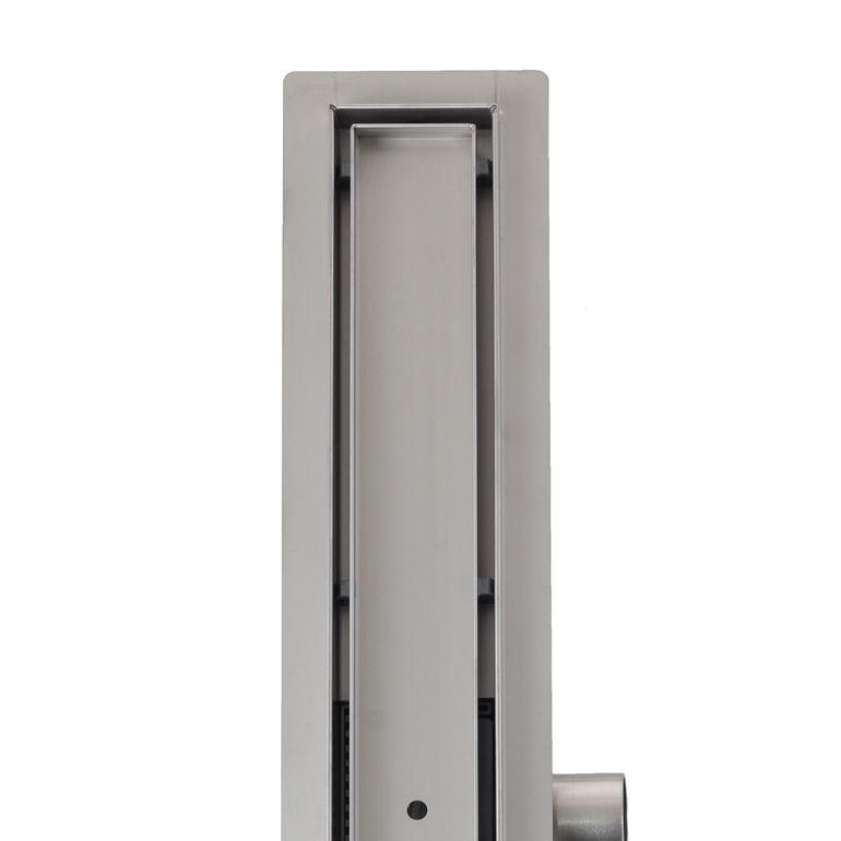 GAJO Duschablauf / Bodenablauf aus Edelstahl - Befliesbar 700 x 70 mm - B-Ware – Bild 7
