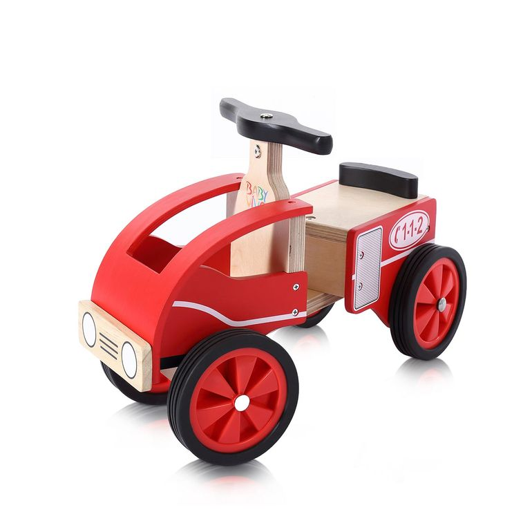 Baby Vivo Push Car / Children's Car made of Wood - Sammy