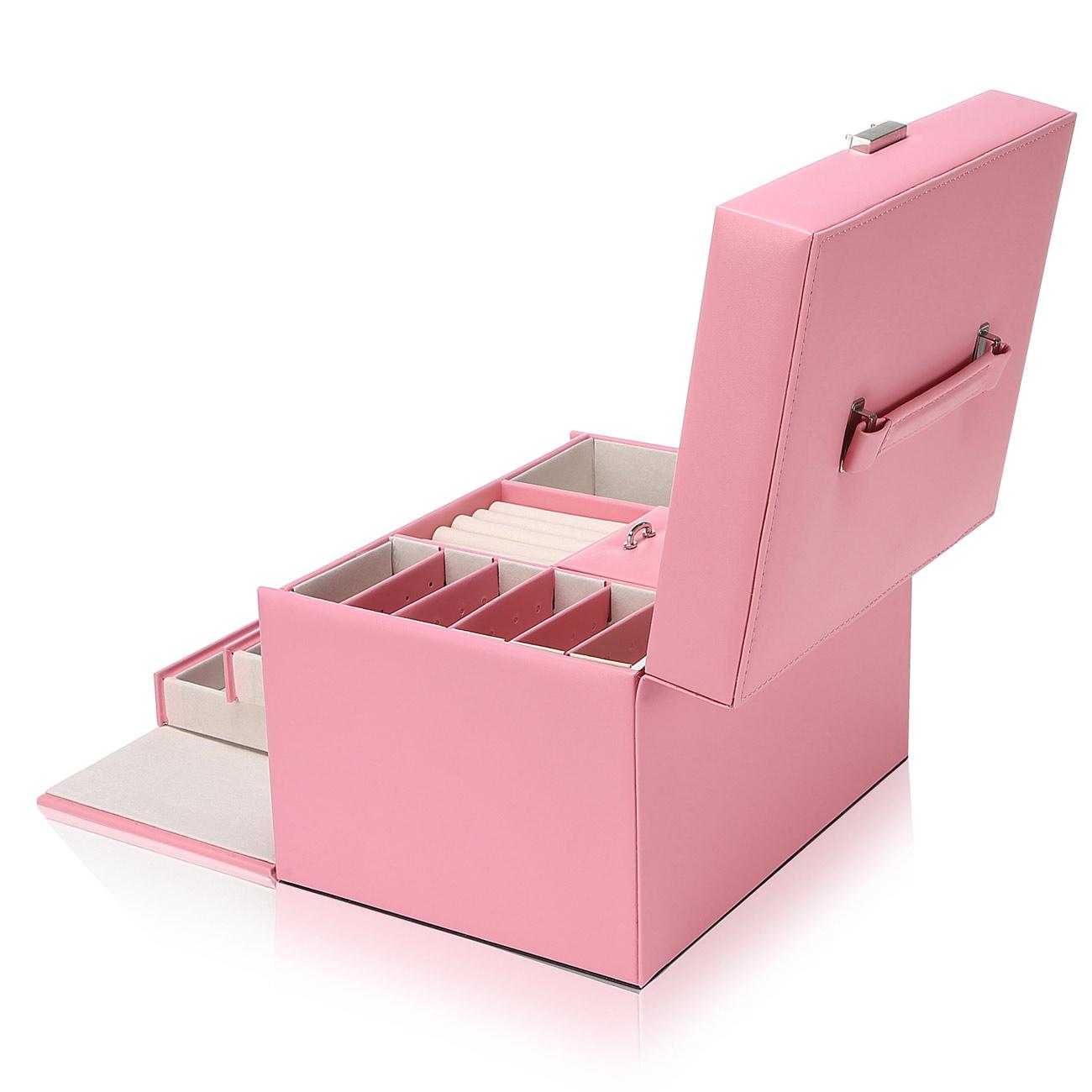makika bo te bijoux stockage de bijoux de maquillage. Black Bedroom Furniture Sets. Home Design Ideas