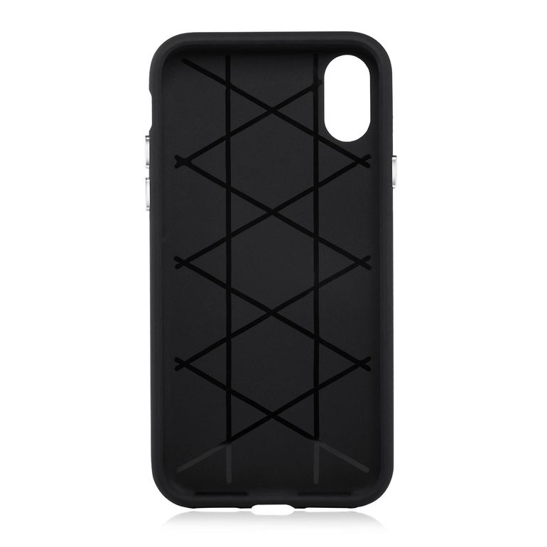 MutuTec iPhone X Apple Phone Hard Case - Black – Bild 7