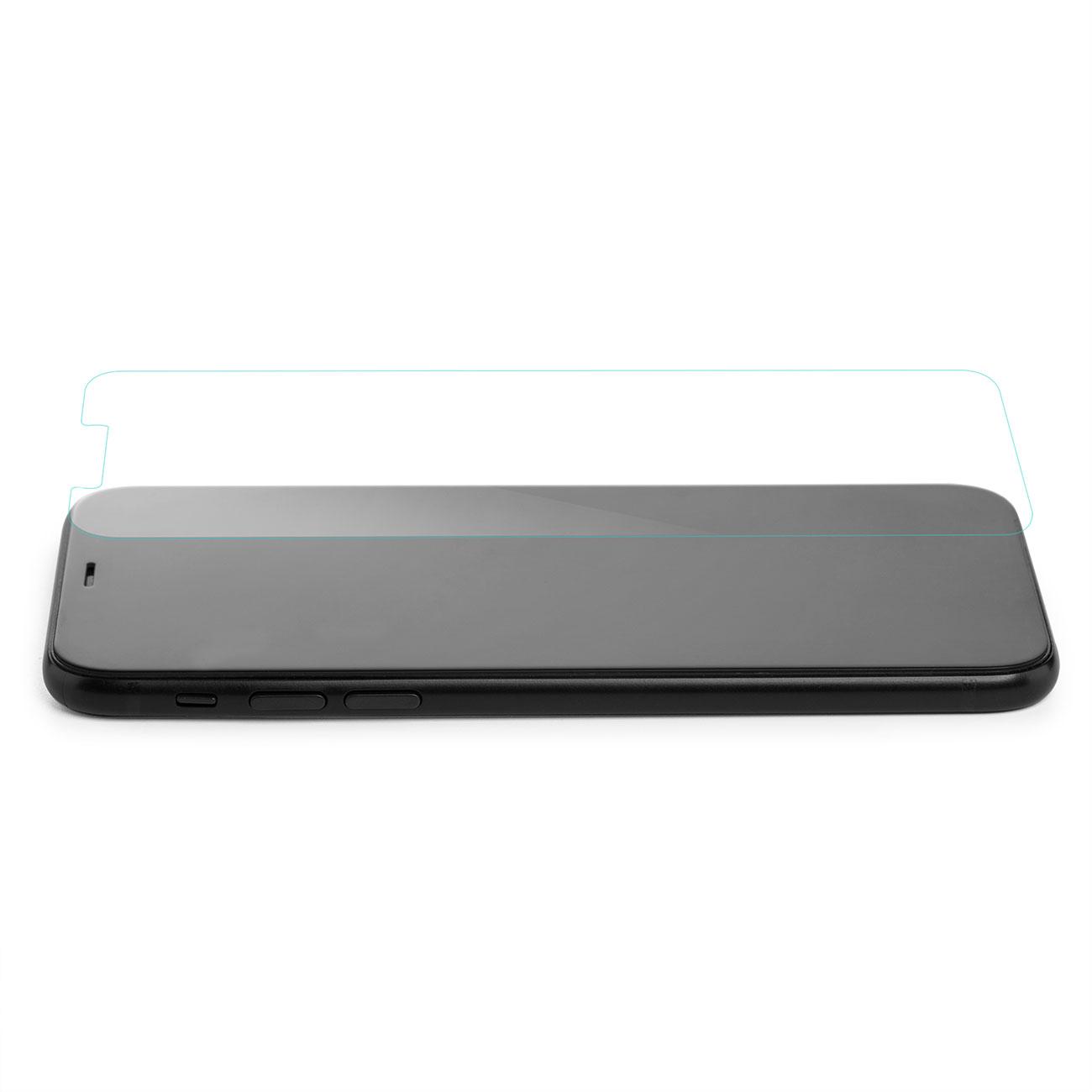 MutuTec iPhone X Custodia Protezione Cover Custodia Rigida - Nero