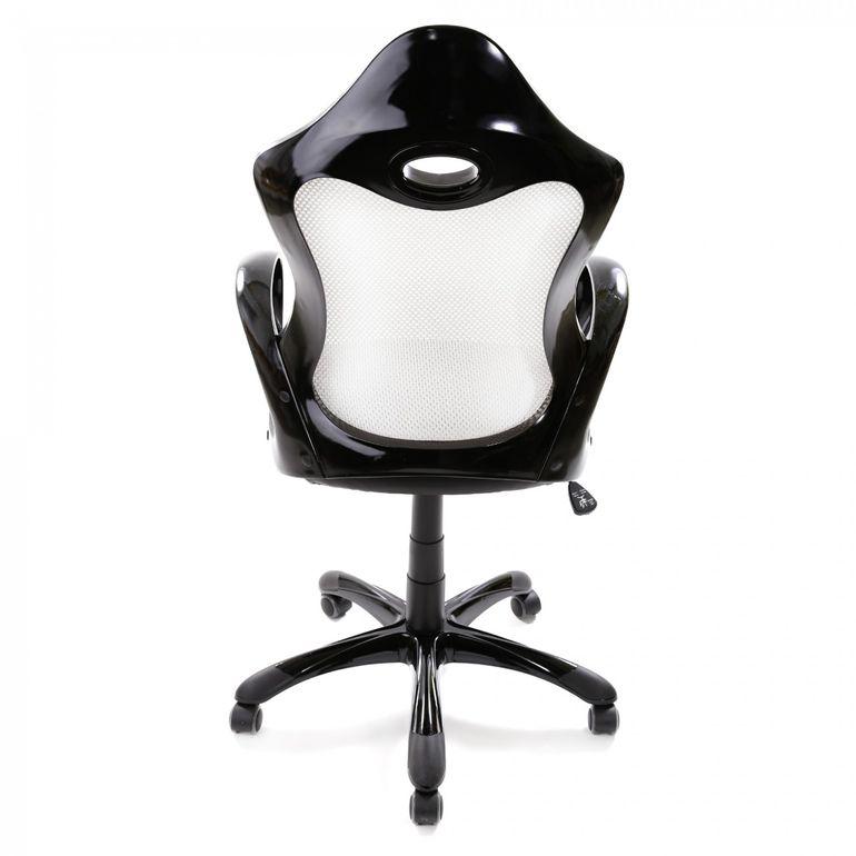 MY SIT Racing Chair Bürostuhl aus Kunstleder Luxury Line Silverstone - B-Ware – Bild 5