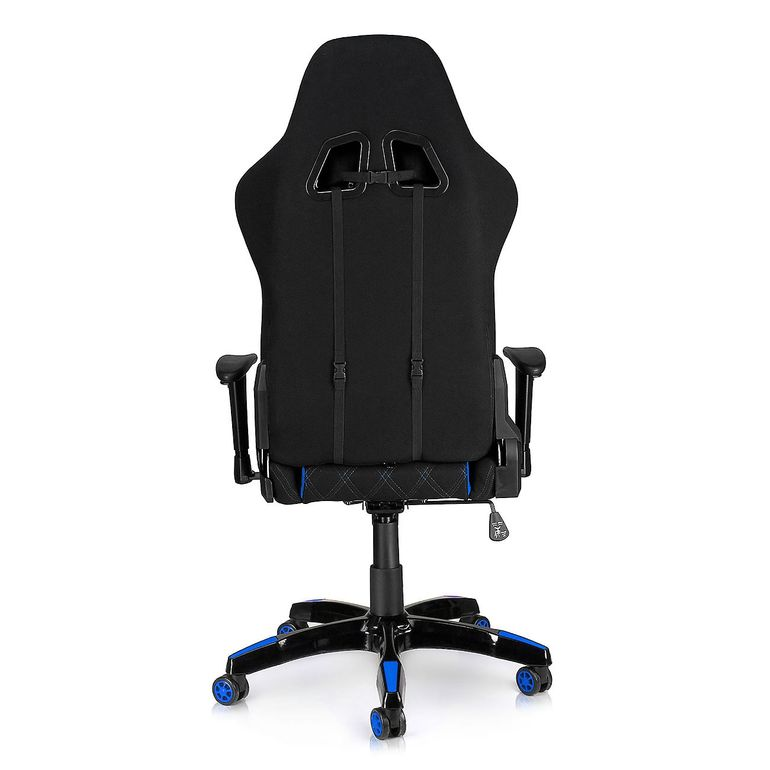 MY SIT Racing Chair Bürostuhl mit Stoff-Bezug - Blue Racer - B-Ware – Bild 6