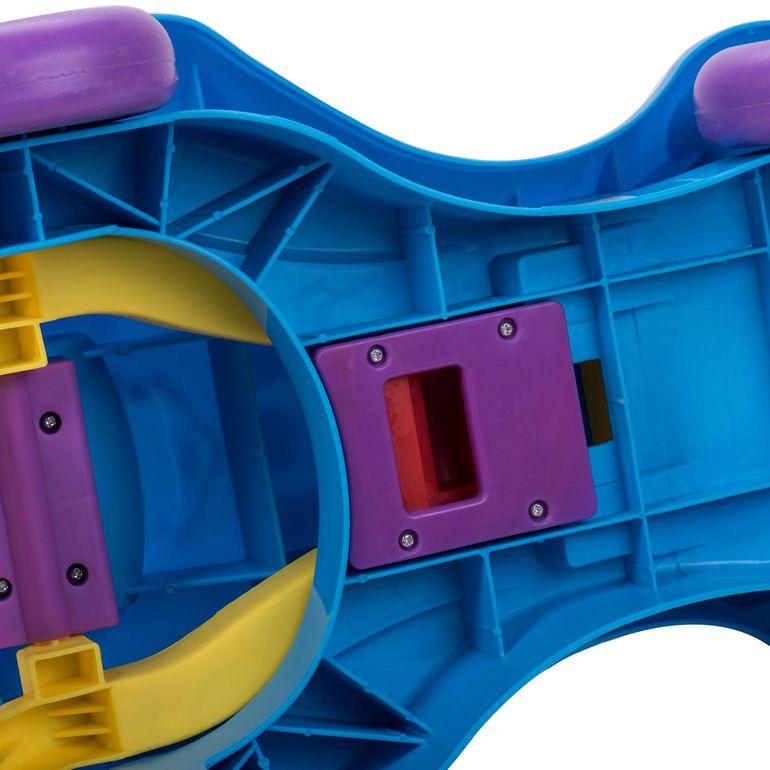 Baby Vivo 2in1 Girello / Camminatore Multifunzione - Veicolo giocattolo in Blu – Bild 13
