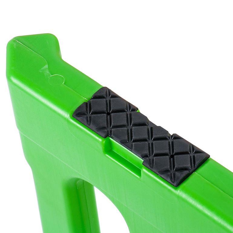 Baby Vivo Laufgitter aus Kunststoff 4-Eck Hauptpaket - Erweiterbar - B-Ware – Bild 8