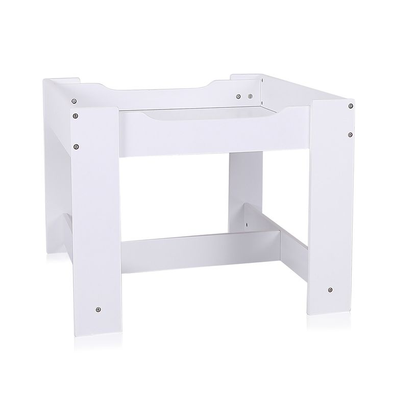 Baby Vivo Set Children's Activity Table with 2 Chairs made of Wood - Max – Bild 7