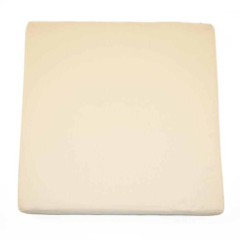 MA Trading Rückenpolster für Rattanstuhl - Creme-Beige – Bild 1