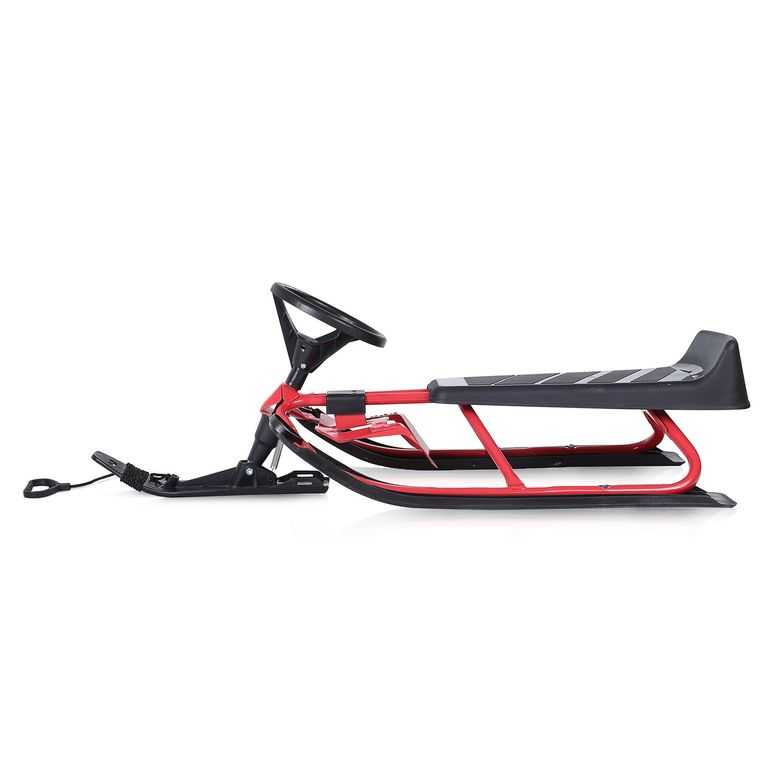 SAMAX Steering Sled / Snow Racer - Red/Black
