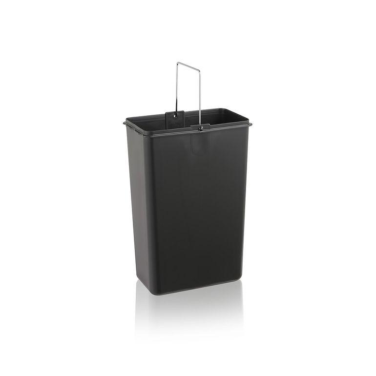 MAXCRAFT Poubelle à pédale avec 3 Conteneurs et des Couvercles - 24 Litre (3 x 8 litre) – Bild 9