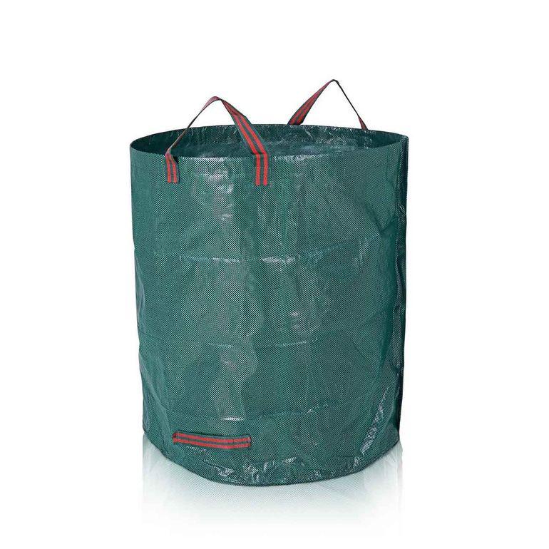 MAXCRAFT 3x Laubsack / Gartensack Set aus robustem Polyethylen - 280 Liter – Bild 3