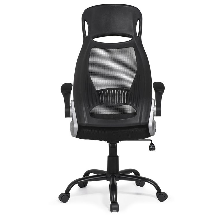 MY SIT Ergonomic Office Chair Barcelona with Lumbar Support in Black – Bild 8