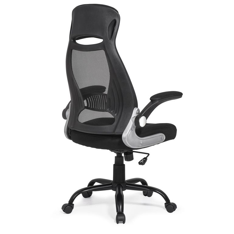 MY SIT Ergonomic Office Chair Barcelona with Lumbar Support in Black – Bild 9