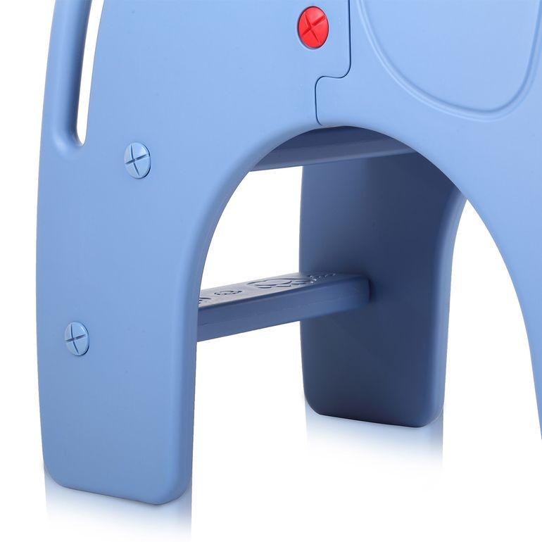 Baby Vivo Kinderrutsche / Rutsche - Elefant in Rot / Blau - B-Ware – Bild 11