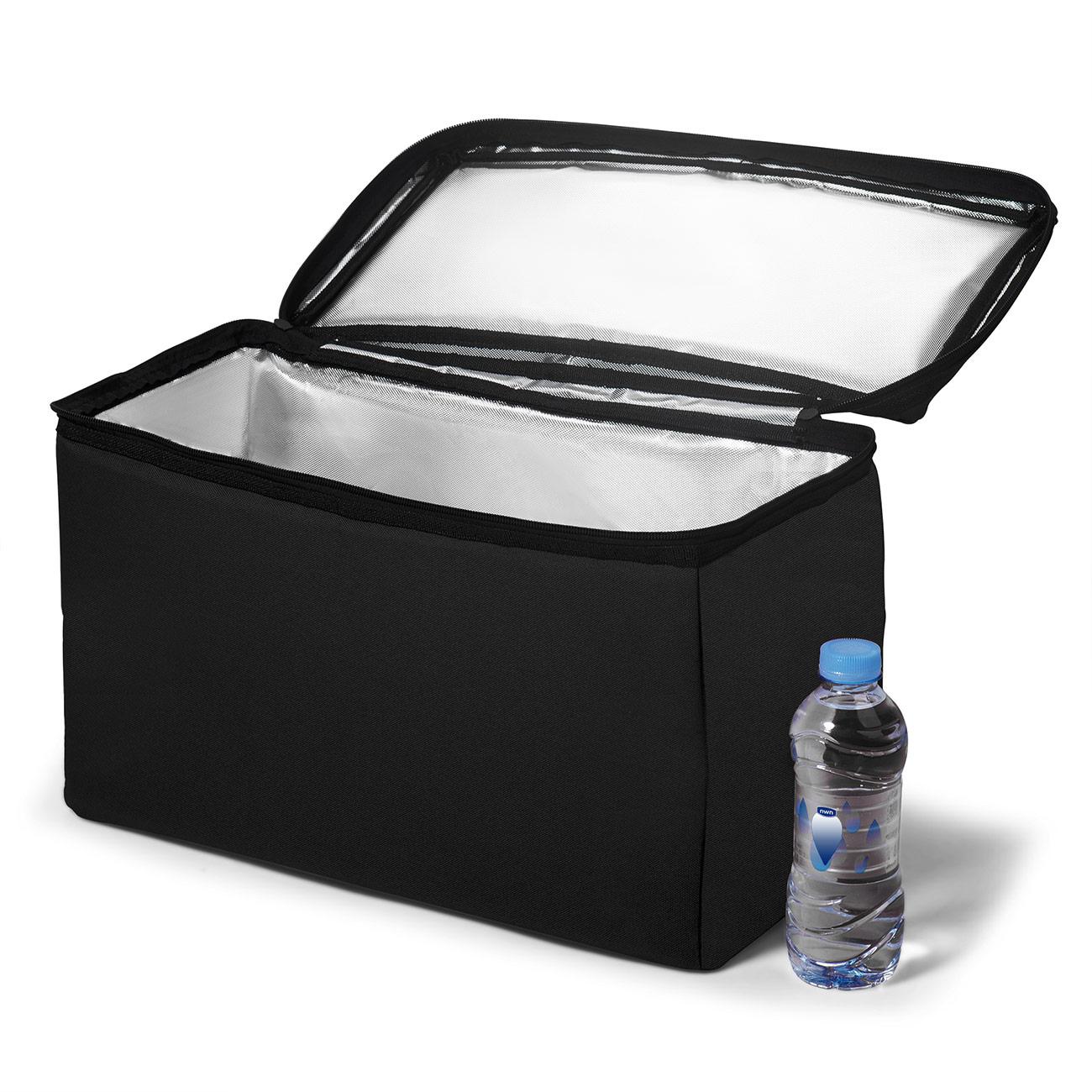 Kühltasche Für Bollerwagen Offroad Faltbar Kühlbox Isoliertasche Schwarz SAMAX