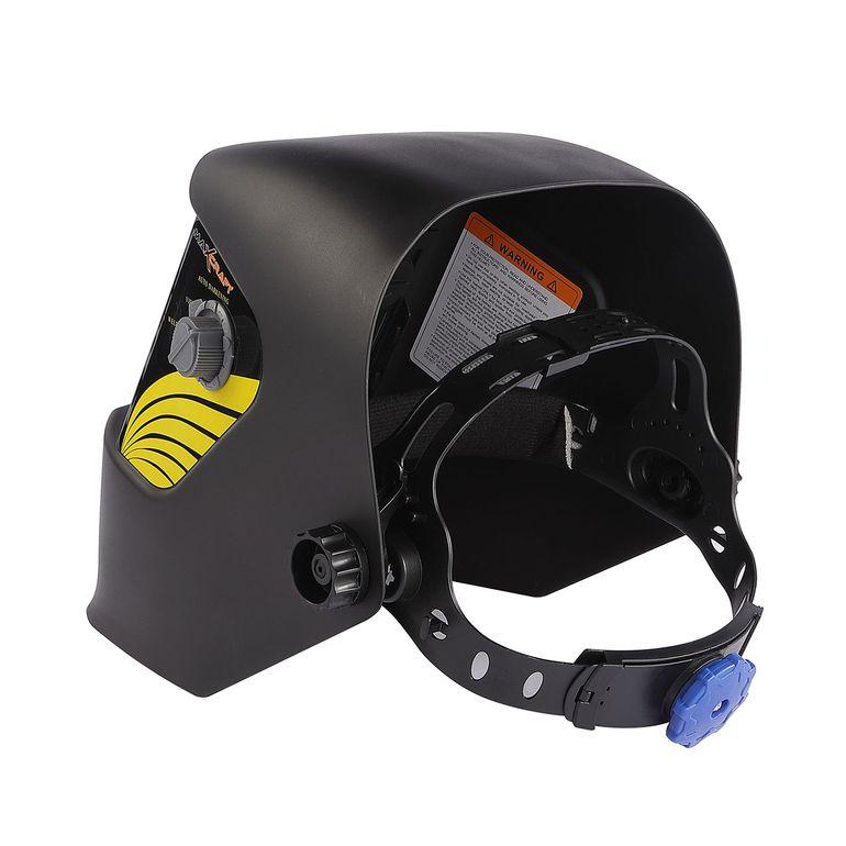 MAXCRAFT Schweißhelm mit automatischer Verdunklungsfunktion - 2 Sensoren – Bild 3