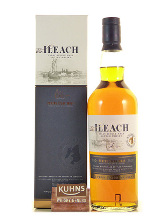 Ileach Single Malt Islay Single Malt Scotch Whisky 0,7l, alc. 40 Vol.-%