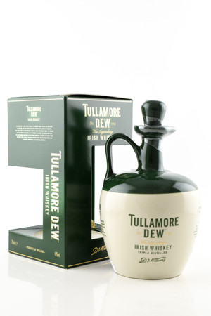 Tullamore Dew Irish Whiskey im Steinkrug 0,7l, alc. 40 Vol.-%