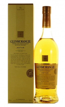 Glenmorangie Astar 2017 Highland Single Malt Scotch Whisky 0,7l, alc. 52,5 Vol.-%