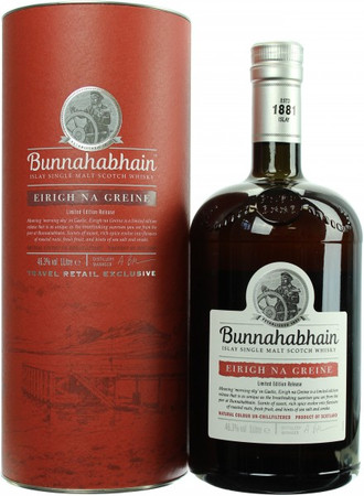 Bunnahabhain Eirigh Na Greine Islay Single Malt Scotch Whisky 1,0l, alc. 46,3 Vol.-%