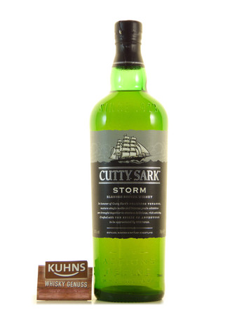 Cutty Sark Storm Blended Scotch Whisky 0,7l, alc. 40 Vol.-%