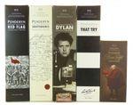 Penderyn Icons of Wales No. 1-5/50 Wales Single Malt, Serie 5x0,7l, alc. 41 Vol.-% 001