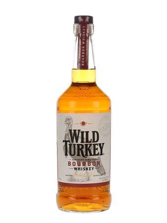 Wild Turkey Kentucky Straight Bourbon Whiskey 0,7l, alc. 40.5 Vol.-%