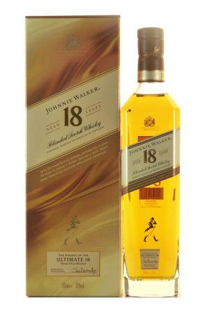 Johnnie Walker Ultimate 18 Jahre Blended Scotch Whisky 0,7l, alc. 40 Vol.-%