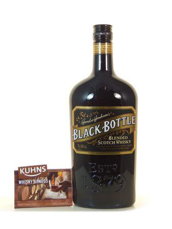 Black Bottle Blended Scotch Whisky 0,7l, alc. 40 Vol.-%