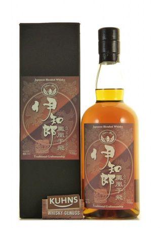 Ichiro's Hanyu/Kawasaki 12 Jahre 2001-2013 Japan Blended Whisky 0,7l, alc. 50,5 Vol.-%