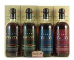 Karuizawa Cask Strength 4er Serie Single Malt Whisky Japan 4x0,7l, alc. 61,7 Vol.-% 001