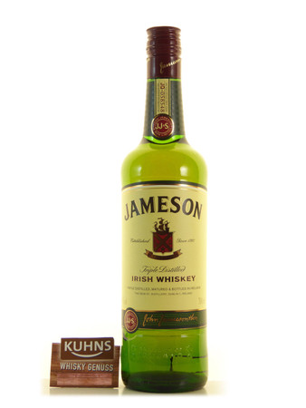 Jameson Irish Whiskey 0,7l, alc. 40 Vol.-%