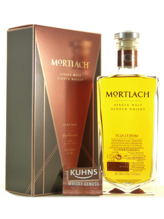 Mortlach Rare Old Speyside Single Malt Scotch Whisky 0,5l, alc. 43,4 Vol.-%
